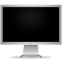 screen, cinema, computer, monitor, off, display icon
