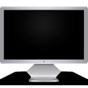 screen, cinema, computer, monitor, off, display icon