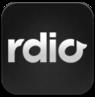 rdio icon