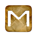 gmail, logo, square icon