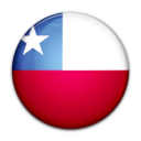 flag,chile,country icon