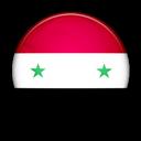 Flag, Of, Syria icon