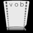 file,vob,paper icon