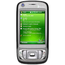 cell phone, smartphone, htc, handheld, tytn, mobile phone, htc tytn ii, smart phone icon