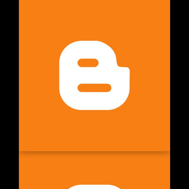 google, mirror, blogger icon