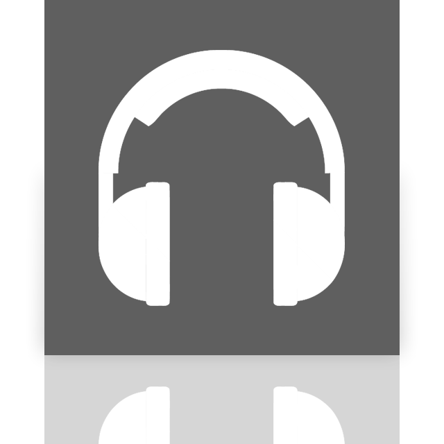 mirror, music, google icon