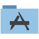 application, appicns, folder icon