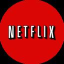 netflix flat icon