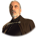 Count, Dooku, Star, Wars icon