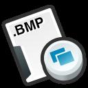 Bitmap image icon