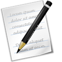accessory, editor, document, text, file icon