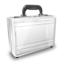 work, case, briefcase, travel, bag, job, employment, business, career, suitcase icon
