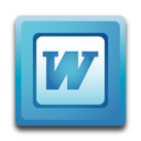 microsoft,word icon