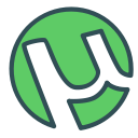 utorrent, brand, miu, torrent, software icon