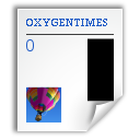 document, file, text, rdf icon
