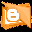 social, blogger, writer, network, blog icon