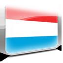 luxembourg, design, flag, dooffy icon