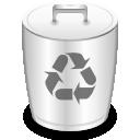 Alt, Bin, Empty, Recycle, Trashcan icon