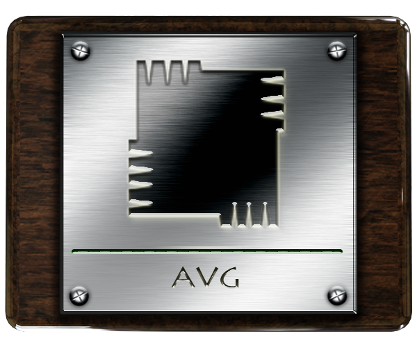 avg, antivirus icon