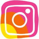media, social media, web, communication, instagram, network, social icon