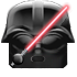 star wars, lightsaber icon