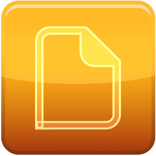 empty, file, sheet icon