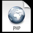 z File PHP icon