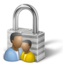 private, lock, security, login, manager, register icon