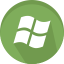 os, windows 10, windows, logo icon