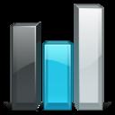 chart bar icon