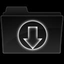 decrease, descending, download, descend, fall, down icon