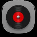 multimedia audio player icon