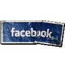 Facebook, Grunge, Media, Social, Tags icon