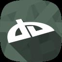social network, images, devianart, portfolio icon