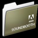 adobe,soundbooth,folder icon