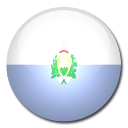flag, san, country, marino icon