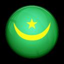 flag,mauritania,country icon