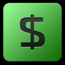 Dollar Icon 24x24 Application Icon Sets Icon Ninja