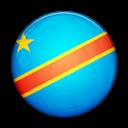 Congo, Democratic, Flag, Of, Republic, The icon