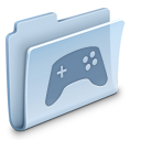 game, folder, gaming icon