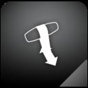 transmition,shadow icon