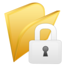 folder,lock icon