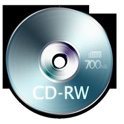 Cd Rw Disc Icon Creme Icon Sets Icon Ninja