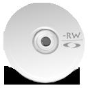 device, cd, rw icon