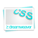 dreamweaver, paper, document, cs, file icon