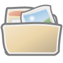 folder photos icon