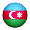country, flag, azerbaijan icon