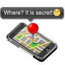 mobile phone, apple, map, cell phone, iphone, smartphone icon