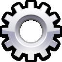 Preferences, System, Wheel icon
