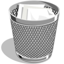 full,trash,recyclebin icon